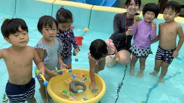 プール開放(ひよこ・たんぽぽ)
